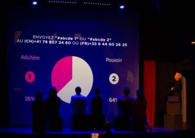 Opéra 3.0 - Théâtre de la Madeleine de Genève - 2 juin 2018